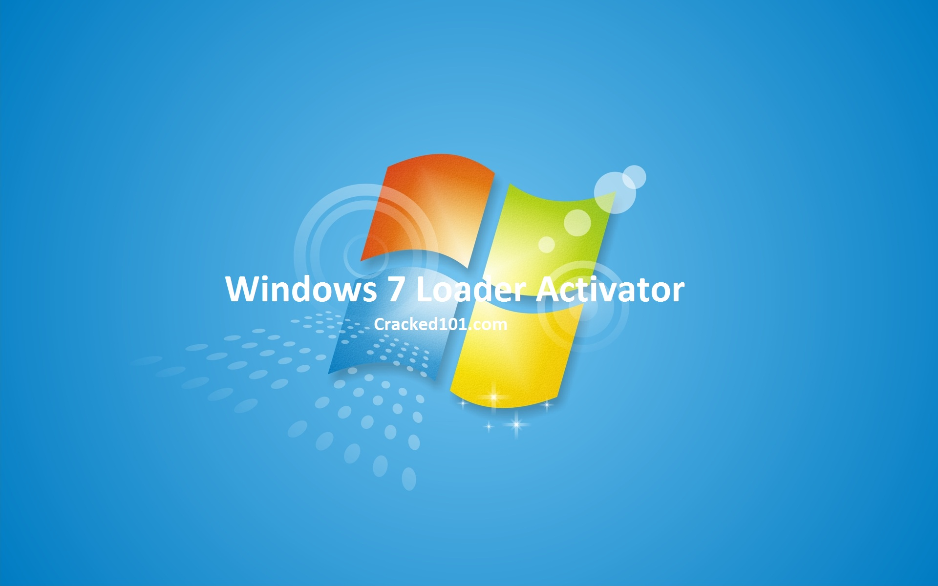 Windows 7 Loader Key