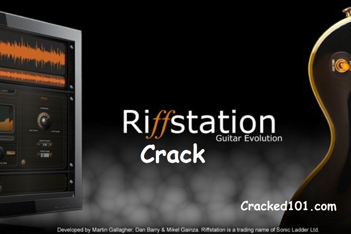 Crack of Riffstation