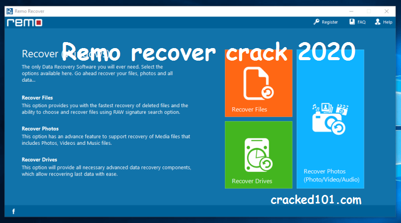 crack of remo recover